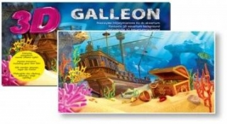 3D Galleon